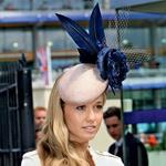 2011: Manekenka za spodnje perilo Florence Brundell-Bruce je nekaj mesecev okupirala misli mladega princa.  (foto: Profimedia)