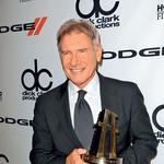 Harrison Ford se je razveselil  nagrade za življenjsko delo.  (foto: Profimedia)