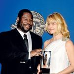 Steve McQueen je za zgodovinsko  biografsko dramo 12 Years a Slave  prejel nagrado za najboljši preboj  med režiserji.  (foto: Profimedia)