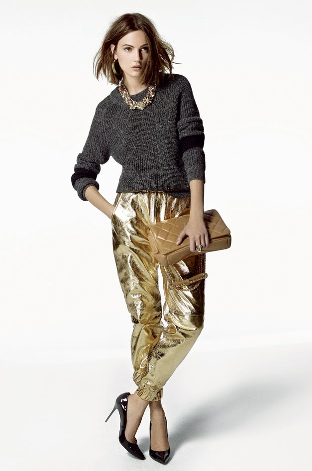 Kraljevsko razstreseni modni trend (foto: Gorka Postigo)