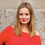 Katarina M. Bajt: Pri izbiri rdečk  sem vedno pozorna na to, da je kontrast med barvo moje kože in šminke čim večji.  (foto: profimedia, Primož Predalič)
