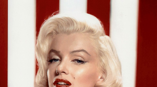 Rdeča zaščitni znak fatalke Marilyn Monroe (foto: profimedia, Primož Predalič)