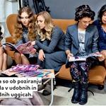 Neverjetnih pet finalistk natečaja Dekle z naslovnice (foto: Cosmo)