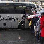 80 deklet in Denis Avdić na sanjskem šopingu v New Yorku (foto: dm promocija)