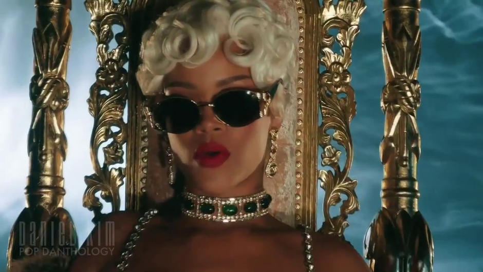 Rihanna med top hiti leta 2013 - seveda (foto: Daniel Kim)