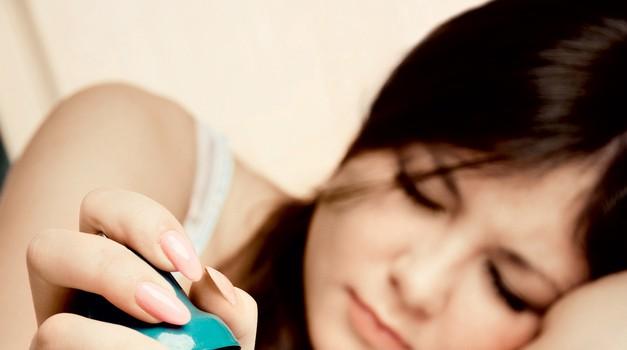 Možgani se krčijo tudi ob pomanjkanju spanja (foto: promocijsko gradivo, shutterstock)