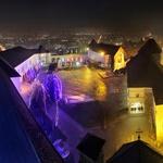 Romantični december na Ljubljanskem gradu (foto: Ljubljanski grad)