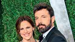 Ljubezenska zgodba: Ben Affleck in Jennifer Garner