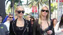 Vedno modni sestri Hilton