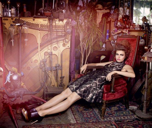 Nova modna eleganca (foto: Iris Brosch, Primož Predalič, promocijsko gradivo)