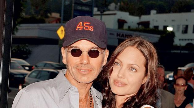 Angelina Jolie in Billy Bob Thornton (foto: Profimedia)