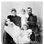 Zadnji ruski car in njegova družina (foto: profimedia)