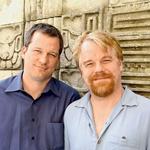 Njegov tri leta starejši brat Gordy Hoffman je kot scenarist in režiser prav tako dejaven v filmskem svetu.  (foto: Profimedia, Getty Images, Splash News)