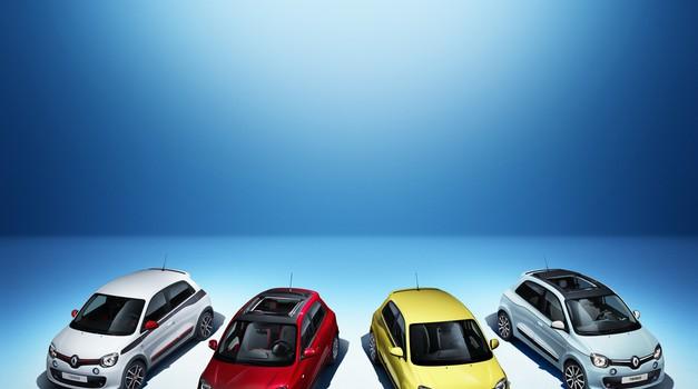 Na valentinovo razkrili novega Twinga (foto: Renault)