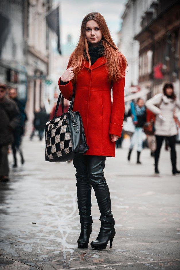 Nov modni foto ulov z ljubljanskih ulic