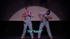 Jimmy Fallon in Will Smith te naučita vse hip hop plese