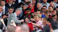 Alex Ferguson - najboljši trener v zgodovini britanskega nogometa