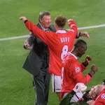 Alex Ferguson - najboljši trener v zgodovini britanskega nogometa (foto: profimedia)