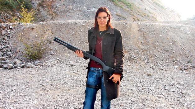 Bernarda Škrabar (foto: revija Lea)