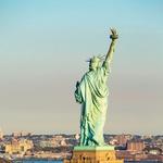 Kip svobode, New York, ZDA (foto: Lisa)