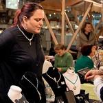 Ustvarjalka Tanja Stokin z nakitom Zojani (foto: Tanja Stokin - Zojani)