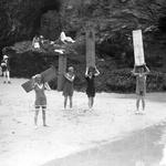 Surferji, North Cornwall, 1919 (foto: profimedia)