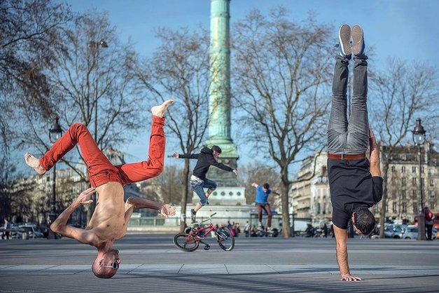 Turistična destinacija Pariz - z zornega kota plesalca! (foto: profimedia)