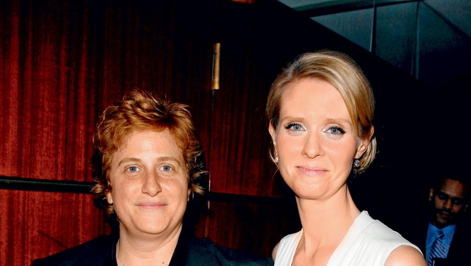 Cynthia in Christine sta se spoznali že leta 2001, romantično razmerje pa sta začeli tri leta pozneje.  (foto: profimedia)