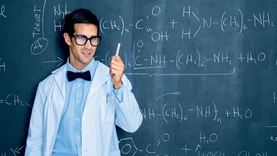 Moška matematika (foto: profimedia)