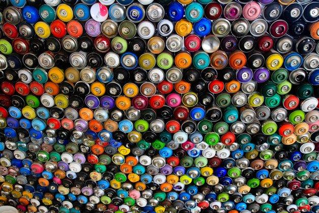 Fotogalerija najbolj zanimivih ljubljanskih grafitov (foto: Goran Antley)