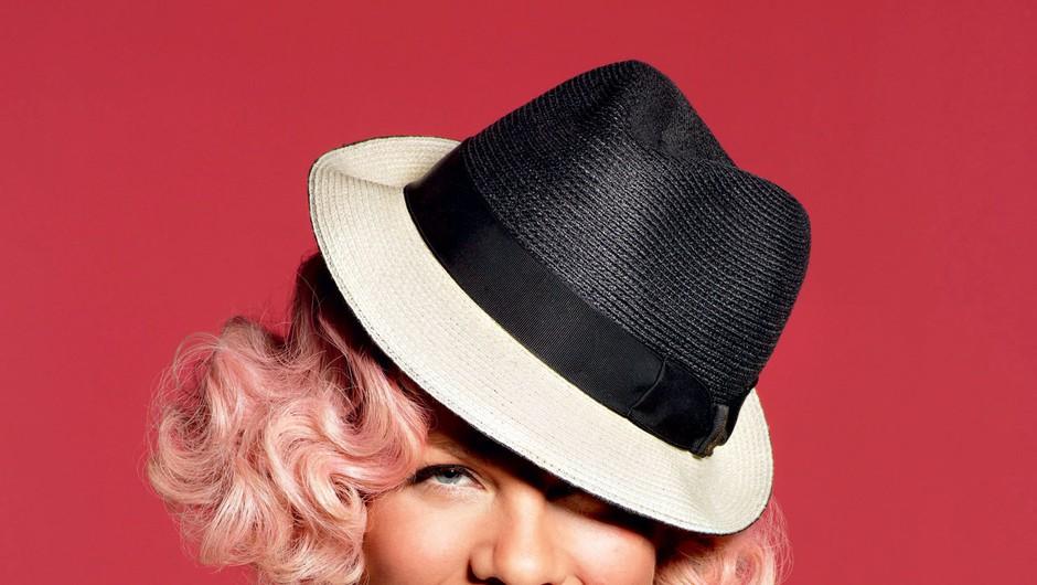 Pink je zaprisežena vegetarijanka in borka za pravice živali. (foto: SONY MUSIC, Profimedia, Getty Images, Goran Antley, Red Dot in Rex Features)
