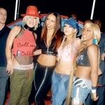 S Christino Aguilera, Lil' Kim in Mýo je posnela predelavo pesmi Lady Marmalade, ki jo med drugim poznamo iz muzikala Moulin Rouge. (foto: SONY MUSIC, Profimedia, Getty Images, Goran Antley, Red Dot in Rex Features)