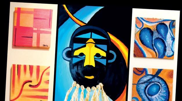 Ustvarjalka Tadeja Ratek – Art3tr (foto: osebni arhiv)