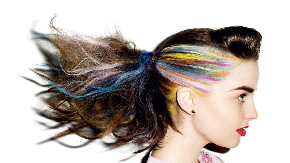 Mavrica v tvojih laseh (foto: Shutterstock, promocijsko gradivo)