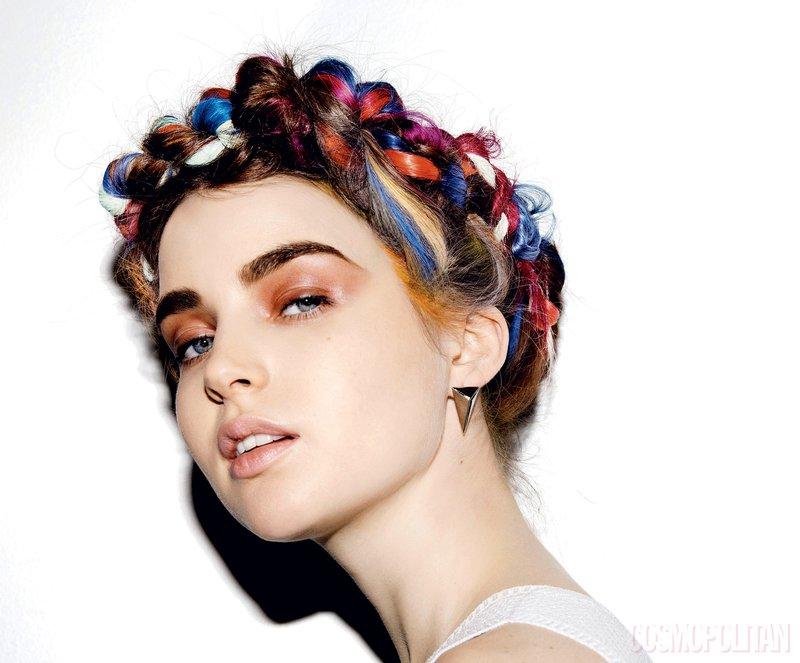 barvani lasje