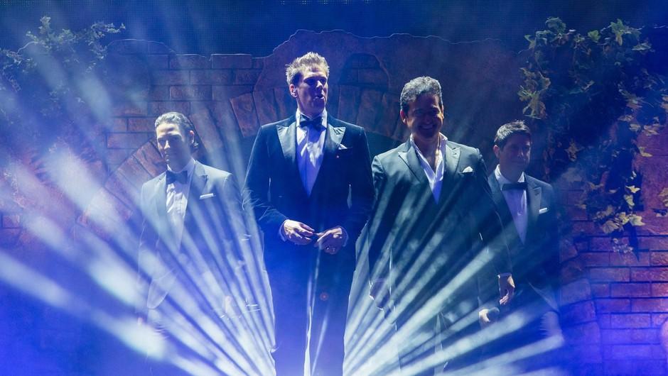 Jeseni prihajajo Il Divo, Michael Bublé in OneRepublic (foto: profimedia)