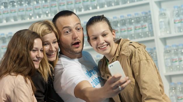 Projekt širi pozitivno energijo med ljudmi (foto: promocija)