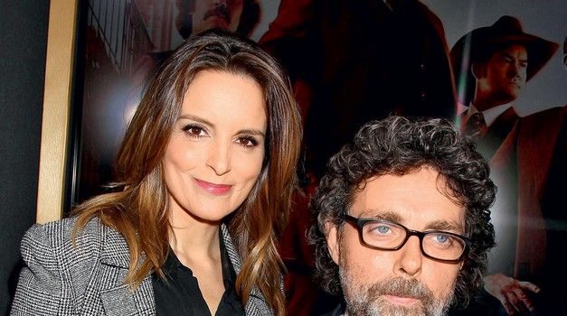 Tina Fey in Jeff Richmond (foto: Profimedia)