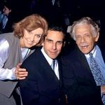Tudi njegova starša Jerry Stiller in Anne Meara, ki sta poročena že 60 let, sta slovita igralca in komika.  (foto: Profimedia)