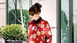 Emma Stone: Pomladanska udarna modna dinamika