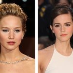 Jennifer Lawrence in Emma Watson /24/ (foto: profimedia)