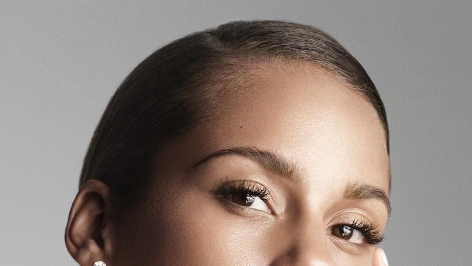 Alicia Keys se je pridružila znamki Givenchy (foto: Nino Munoz CPi Syndication)