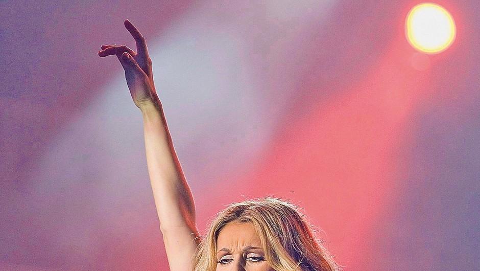 Celine Dion - Prihodki: 737.573.927 dolarjev, gledalci: 6.546.109, nastopi: 1.143. (foto: Profimedia)