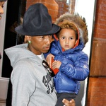 Njegov sinček Rocket Man bo novembra dopolnil šest let.  (foto: Profimedia, Getty Images)