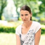 Katja Kozlevčar, spletna urednica in novinarka (foto: Primož Predalič)