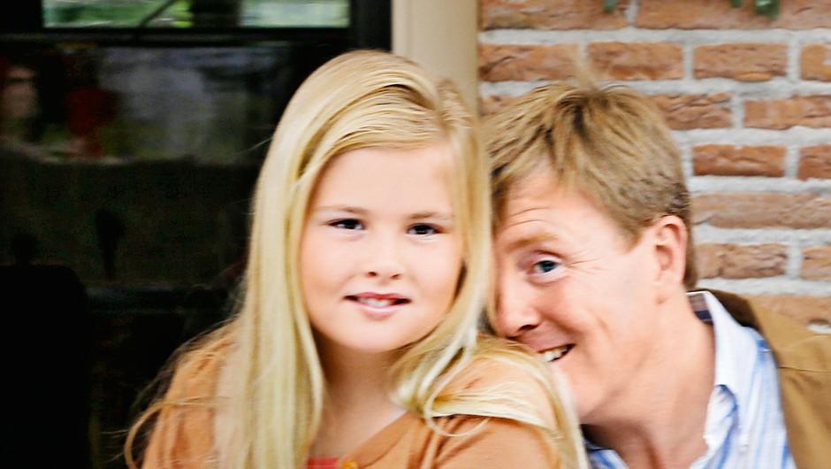10-letna Catharina je najmlajša prestolonaslednica. (foto: Profimedia)