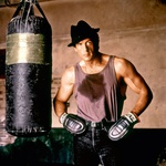Daleč najbolj znan je po vlogah boksarja Rockyja Balboe in … (foto: Profimedia, Splash News)