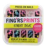 Umetni nohti, Fing'rs Prints Street Beat (6,49 €) (foto: profimedia, promocijsko gradivo, primož predalič)