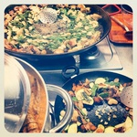 3. Učile smo se priprave tradicionalne španske paelje.  (foto: Cosmo)