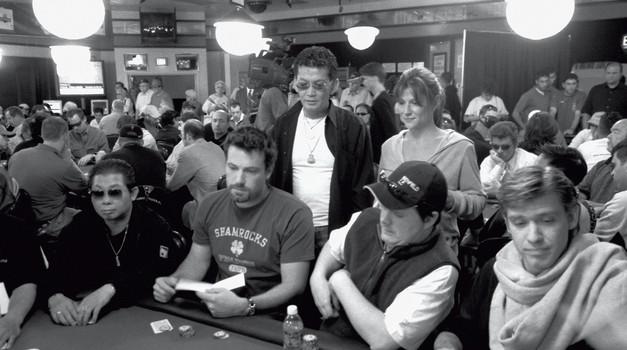 Ker Ben denar, ki  ga priigra z igrami  na srečo, namenja  dobrodelnim  organizacijam, nase  gleda kot na  sodobnega Robina  Hooda.  (foto: Profimedia)